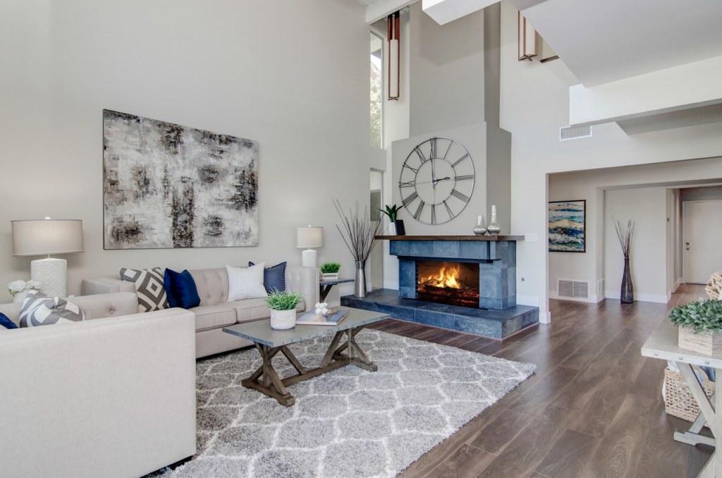 Living Room Huntington Beach