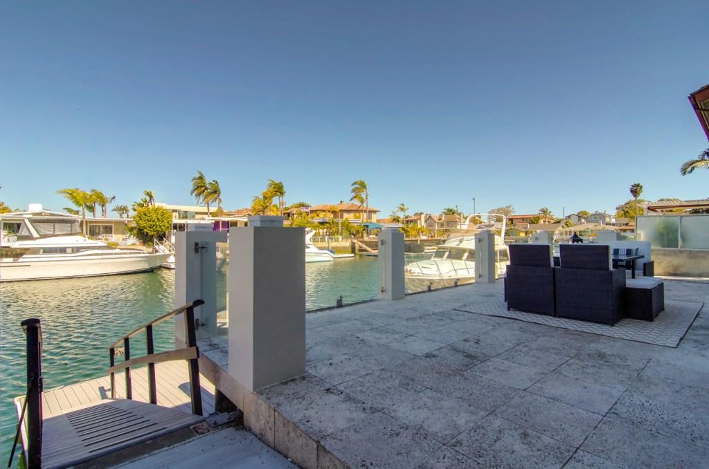 Patio View Huntington Beach