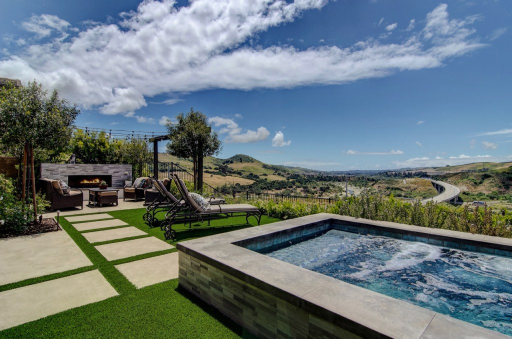 Spa with View Rancho Mission Viejo