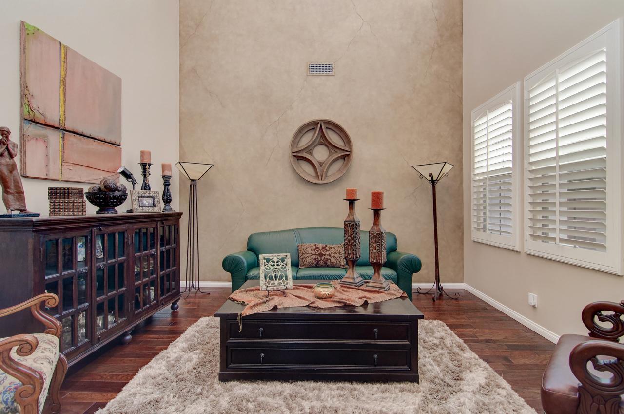 Formal Living Room Ladera Ranch