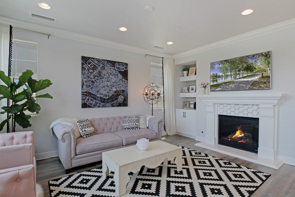 Living Room Rancho Mission Viejo