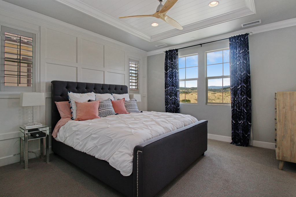 Master Bed Rancho Mission Viejo
