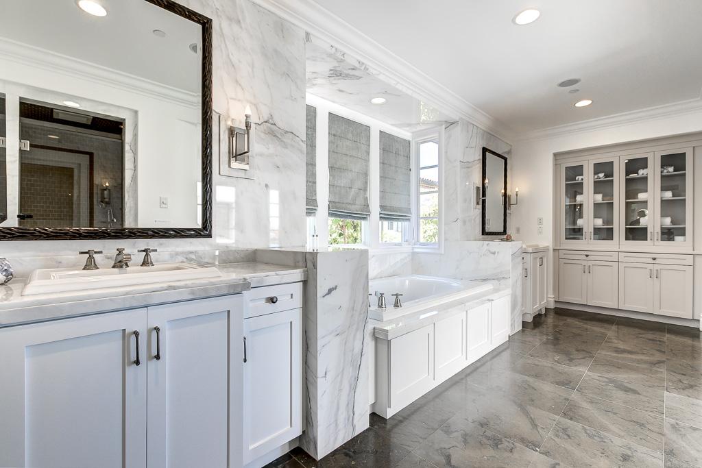Master Bathroom Newport Coast