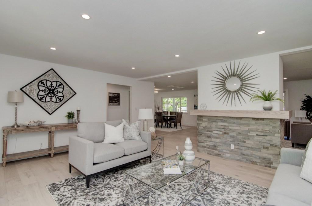 North Tustin Living Room 2