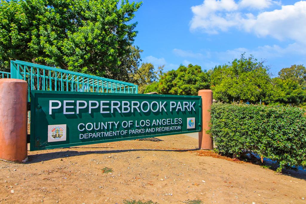 Pepperbrook Park Hacienda Heights
