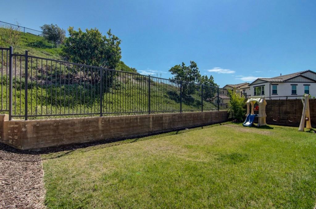 Backyard Rancho Mission Viejo