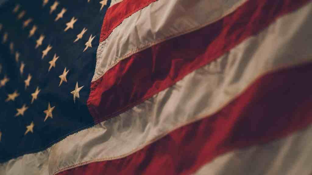 CU American Flag