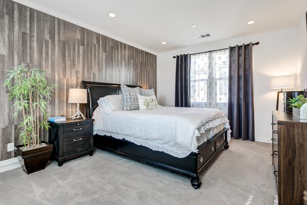 Master Bed Room Baker Ranch