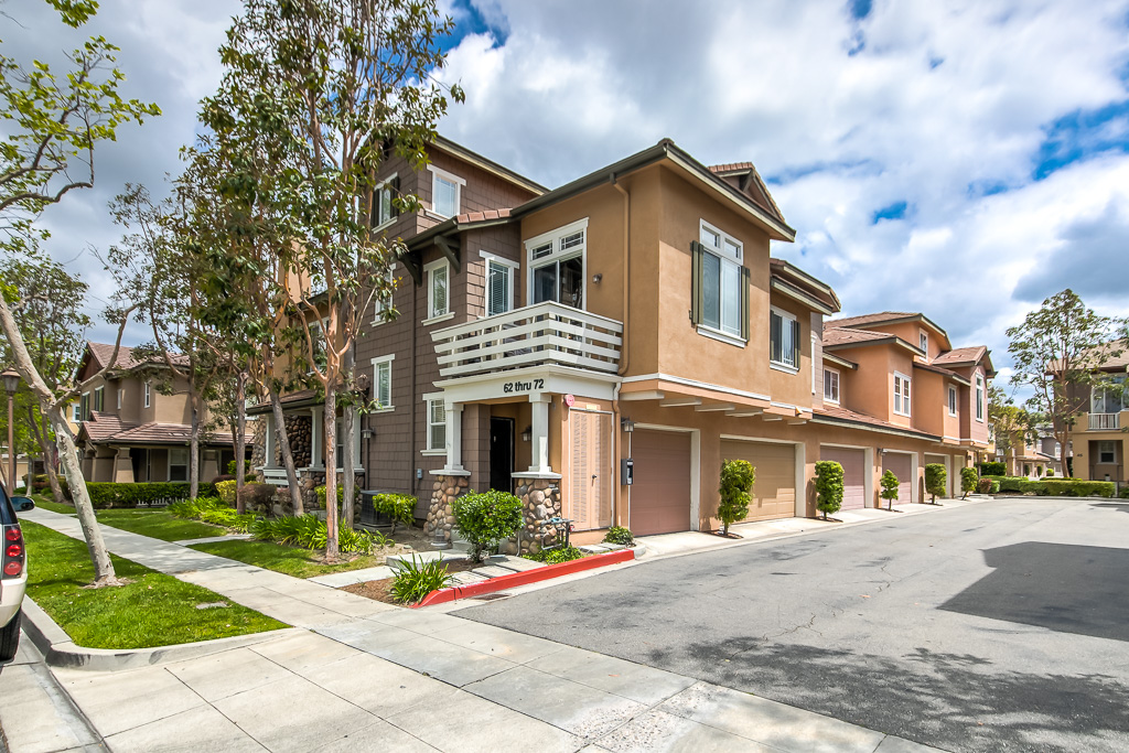 Front of Home Ladera Ranch
