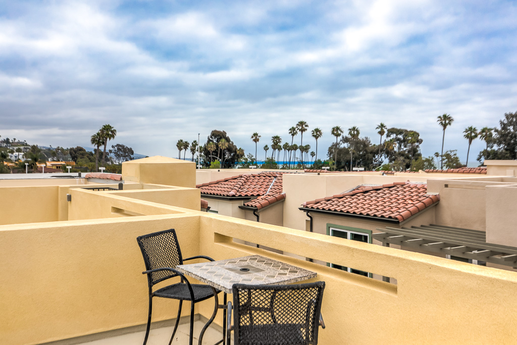 Roof Top View Dana Point