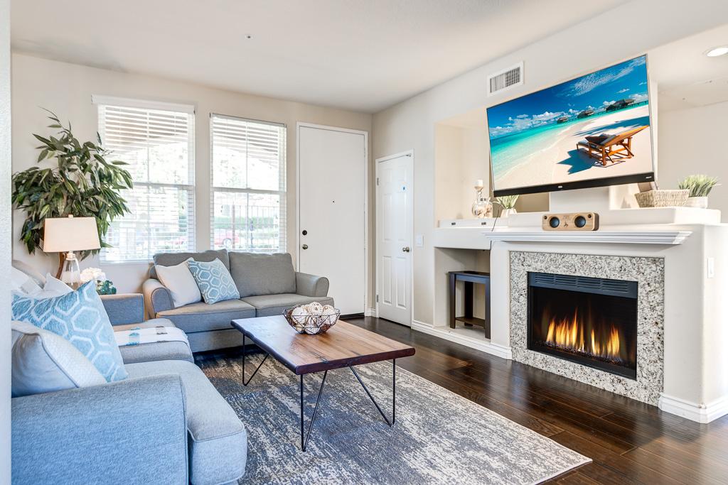 Living Room Rancho Santa Margarita