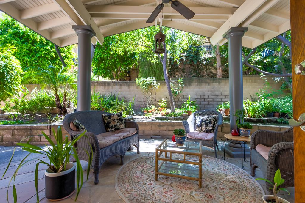 Backyard Laguna Hill