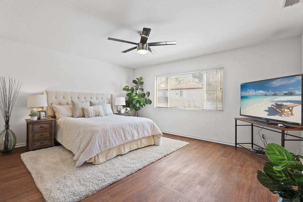 Master Bedroom Fallbrook