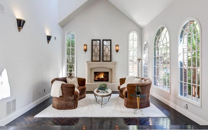 Fireplace San Juan Capistrano