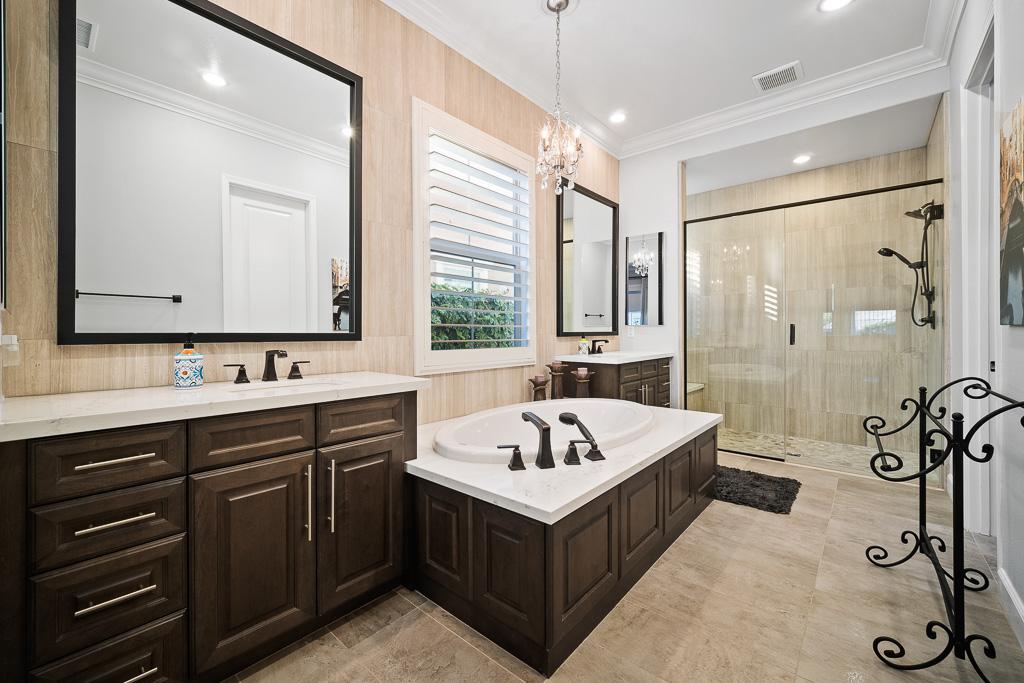 Master Bathroom Rancho Mission Viejo