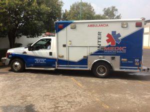 renta de ambulancia