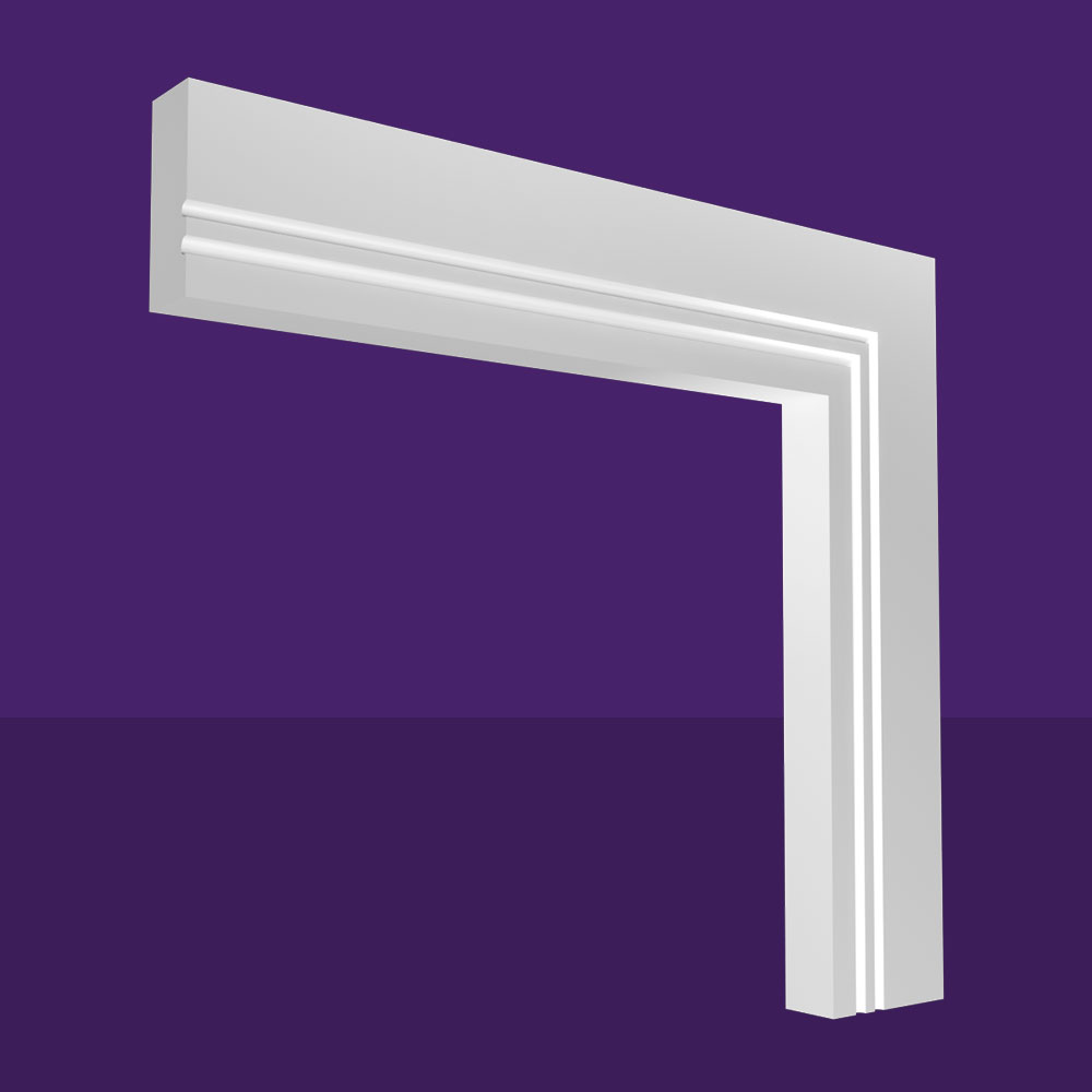 2 Drips Architrave