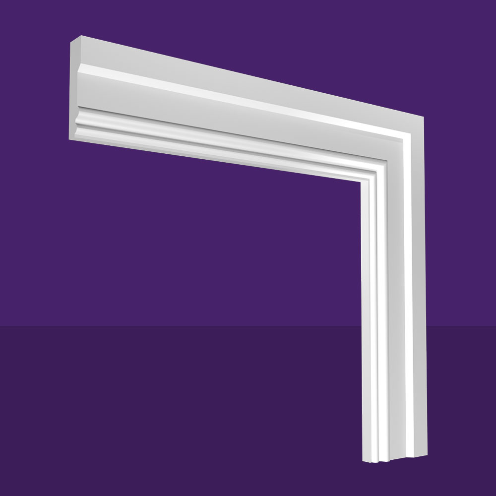 Queens Architrave