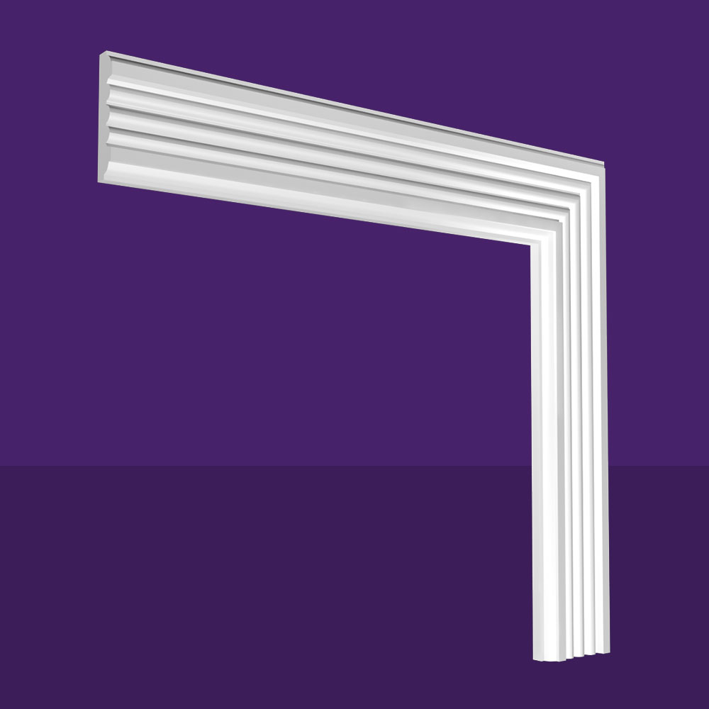 Reeded 75 Architrave