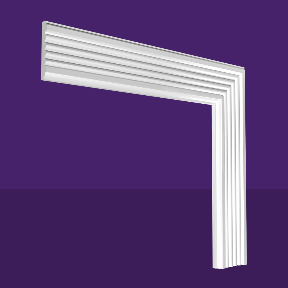 Reeded 88 Architrave