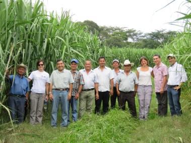Visita a la Cooperativa Sunza (Azucar - El Salvador) (101)