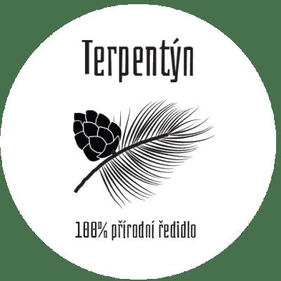 Terpentýn balzámový je přírodní ředidlo