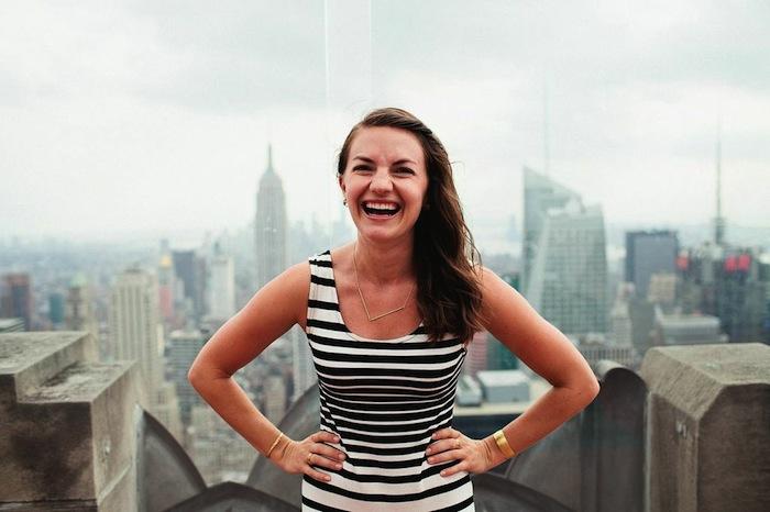 Christine Amorose of C'est Christine in New York City