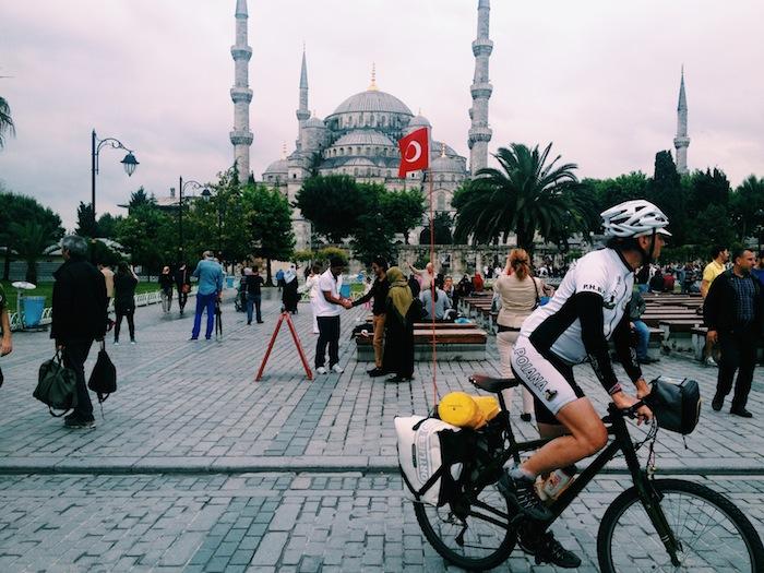 Postcard from Istanbul, Turkey | C'est Christine