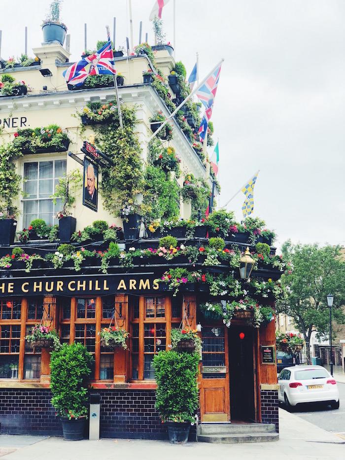 Churchill Arms London