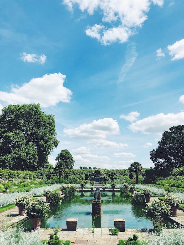 Sunken Garden London