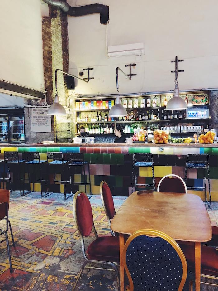 F-Hoone Restaurant in Tallinn, Estonia