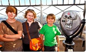 Empire State Building - vyhlídka