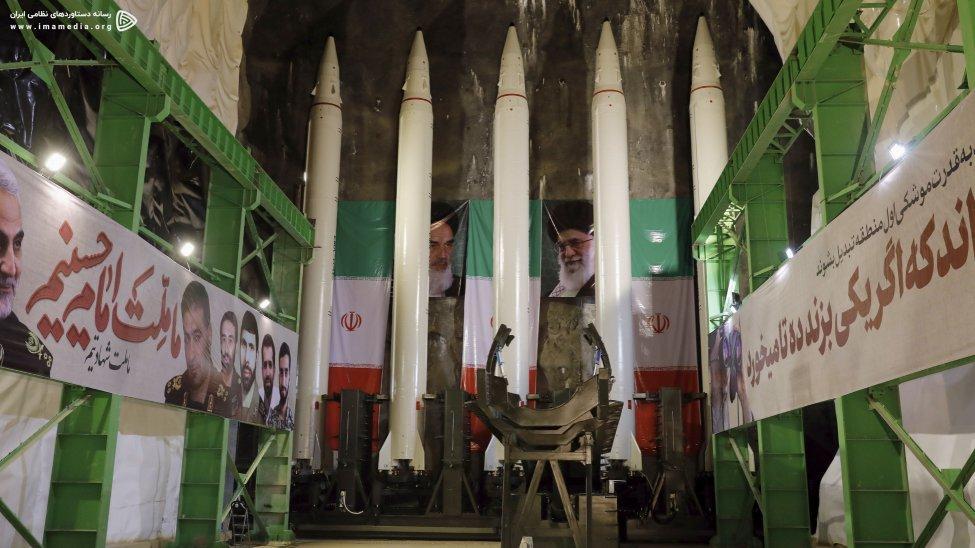 Iran-Missili