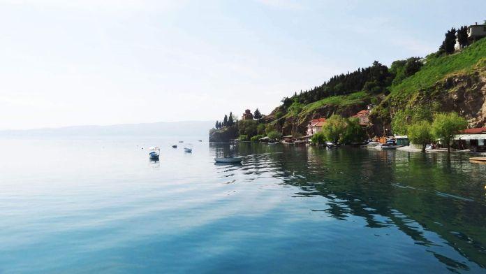 Makedonya Ohri Tekne Turu 2 ohri gezi rehberi Ohri Gezi Rehberi Makedonya Ohri Tekne Turu 2 696x392