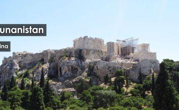 Gezi Rehberi Yunanistan Atina Akropolisi