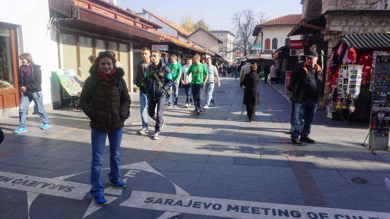 Saraybosna Doğu-Batı Çizgisi [object object] Vizesiz Gidilen Balkan Ülkeleri – Balkan Turu Rehberi Do u Bat izgisi