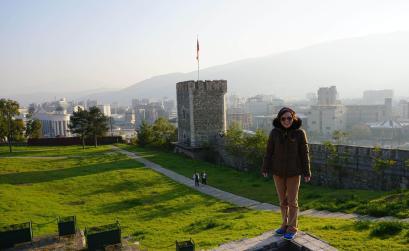 Makedonya Nerede ve Nasıl Gidilir? Makedonya sk p Kalesi Kapak