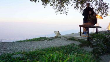 Makedonya Üsküp Milenyum Haçı [object object] Vizesiz Gidilen Balkan Ülkeleri – Balkan Turu Rehberi Makedonya sk p Milenyum Ha