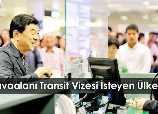 Gezi Rehberi Havaalan   Transit Vizesi   steyen   lkeler