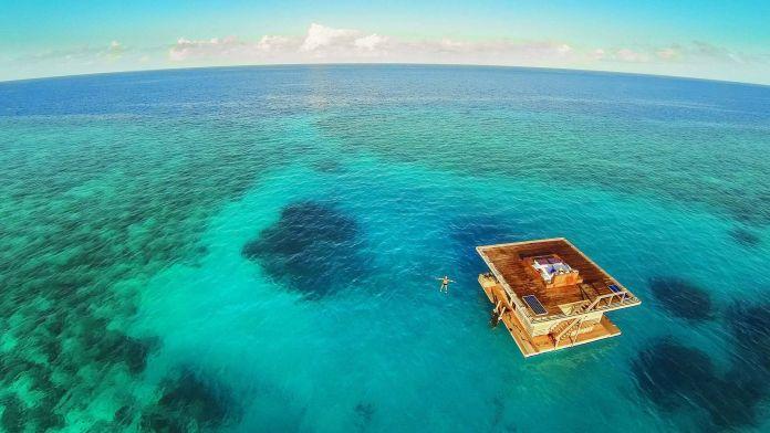 MANTA RESORT, Pemba Adası, Tanzanya  Dünyanın En Sıradışı 10 Oteli MANTA RESORT Pemba Adas   Tanzanya