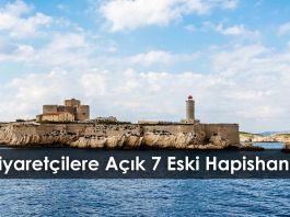 Ziyaretçilere Açık 7 Eski Hapishane