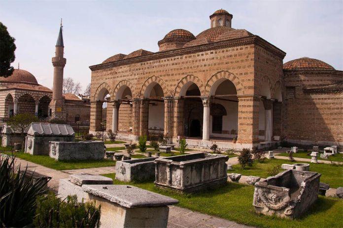 Bursa | İznik Gezi Rehberi iznik m  zesi