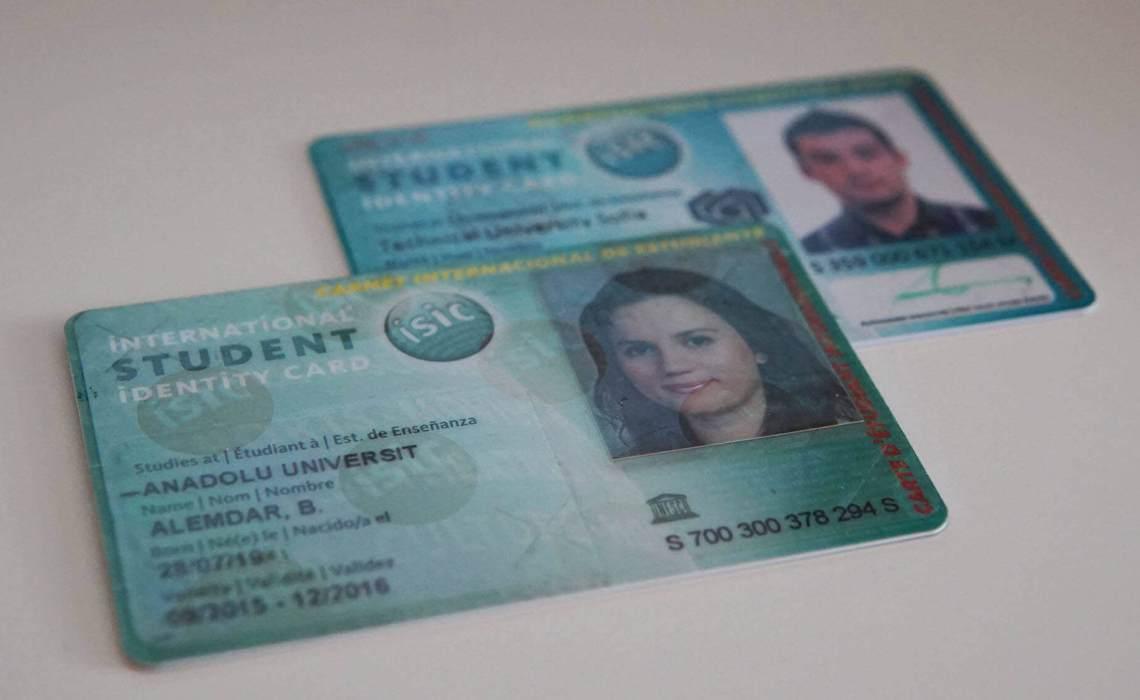 isic uluslararası Öğrenci kartı ISIC Uluslararası Öğrenci Kartı ISIC Kart
