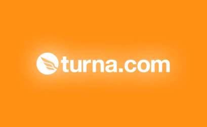 [object object] Turna.com Uçak Bileti Sitesi İncelemesi Turna Logo