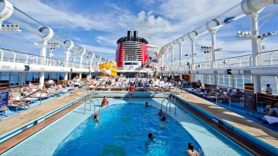 Cruise Gemilerinde Aktiviteler - Yüzme Havuzu ve Aquapark Cruise (Gemi Turları) Nedir? Cruise Aktiviteler