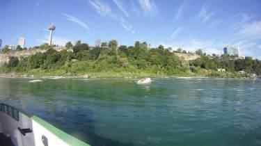 Niagara Nehri Niagara Şelalesi Gezi Rehberi Niagara Nehri