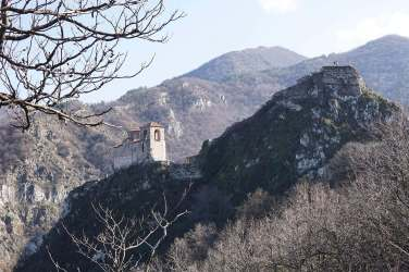 Filibe, Bulgaristan Plovdiv (Filibe)'de Gezilecek Yerler Plovdiv Asen Kalesi 5