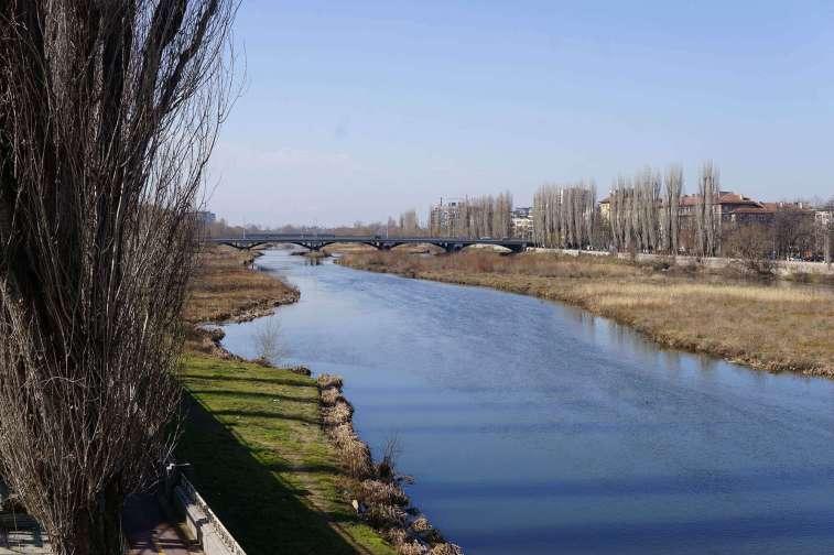 Filibe, Bulgaristan Plovdiv (Filibe)'de Gezilecek Yerler Plovdiv Meri Nehri