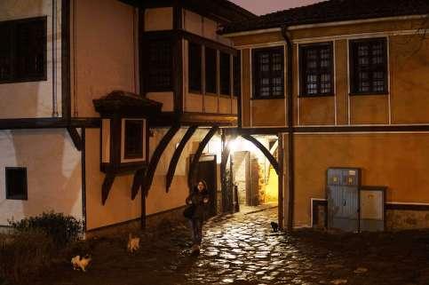 Filibe, Bulgaristan Plovdiv (Filibe)'de Gezilecek Yerler Plovdiv Old Town 2