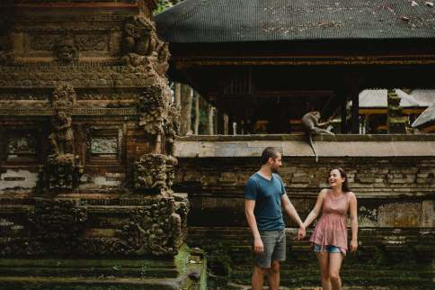 Bali, Endonezya Bali Fotoğraf Galerisi Sangeh Temple 1